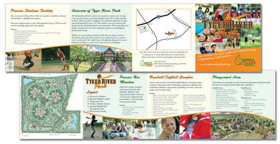 Tyger River Park Brochure